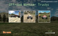 Offroad Monster Truck Simulator: Screenshot