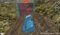 Offroad Mud Truck: Gamplay Dirt Road Truck