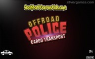 Offroad Police Transport: Police Car