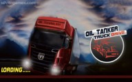 Oil Tanker Transporter Truck Simulator: Menu