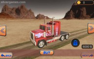 Oil Tanker Transporter Truck Simulator: Truck Selection