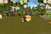 Oil Wrestling: Gameplay