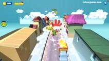 Om Nom Run: Gameplay Distance Fun
