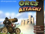 Orcs Attack: Screenshot