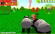 Panda Simulator: Gameplay
