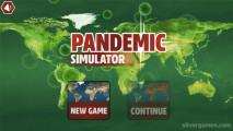 Pandemic Simulator: Menu