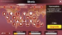 Pandemic Simulator: Disease Symptoms