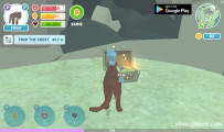 Panther Family Simulator 3D: Gameplay Panther Finding Treasure