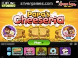 Papas Cheeseria: Menu