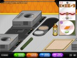 Papas Sushiria: Gameplay