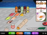 Papas Sushiria: Restaurant Game