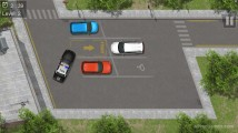 Park The Police Car: Police Car Parking