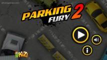 Parking Fury 2: Menu