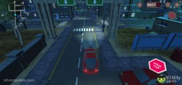Parking Fury 3D: Night Thief: Gameplay City Car