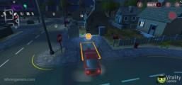 Parking Fury 3D: Night Thief: Parking Car