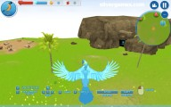 Parrot Simulator: Gameplay Parrot Flying
