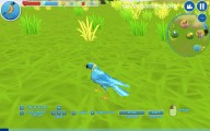 Parrot Simulator: Gameplay Parrot Green Field