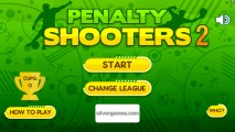 Penalty Shooters 2: Menu