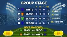 Penalty Shootout: Multi League: Soccer Group Stage