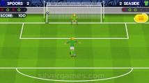 Penalty Shootout: Multi League: Shooting Soccer