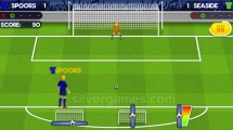 Penalty Shootout: Multi League: Shooting Soccer Penalty