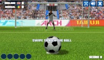 Пенальти: Gameplay Soccer Ball