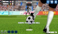 Пенальти: Gameplay Goal Football