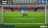 Duelo De Penales: Soccer Goal Keeper