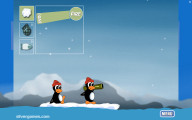 Penguin Wars: Gameplay