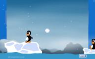 Война Пингвинов: Snow Ball Fight