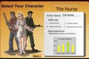 Pestilence Z: Character Select