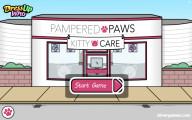 Pet Salon Kitty Care: Menu