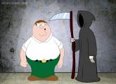 Peter Griffin Torture: Death Griffin Gameplay