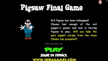 Pigsaw Final Game: Menu