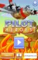Pilot Heroes: Menu