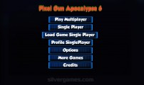 Pixel Gun 3D: Menu