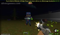 Pixel Gun 3D: Gameplay Shooter