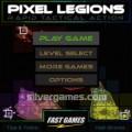 Pixel Legions: Menu