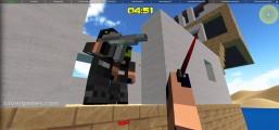 Pixel Warfare: Gameplay