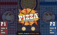 Pizza Challenge: Menu