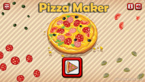 Pizza Maker: Menu