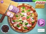 Pizza Real Life Cooking: Menu