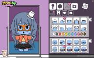 Pocket Anime Maker: Gameplay Dressup