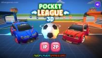Pocket League 3D: Menu