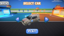 Pocket League 3D: Car Selection