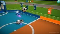 Pocket League 3D: Football Multiplayer Car