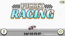 Pocket Racing: Menu