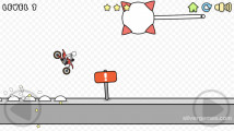 Pocket Racing: Gameplay Motobike