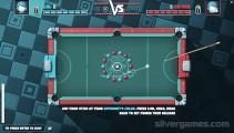 Pockey.io: Gameplay Billard Multiplayer