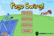 Pogo Swing: Menu
